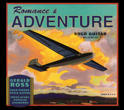 Romance & Adventure ©2000 Gerald Ross Brown n Serve Records
