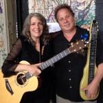 In concert with Grammy Award winner Kathy Mattea. 2014 Swannanoa Gathering, Asheville, NC.