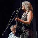With Kathy Mattea