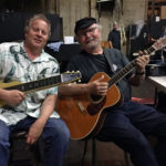 With Tom Paxton